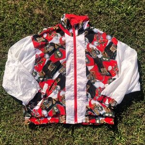 Vintage 90´s Gucci Colorway Windbreaker XL
